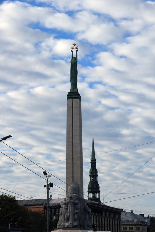 It so wonderful, wonderful life (страны Балтии и Стокгольм на закуску, октябрь 2018)