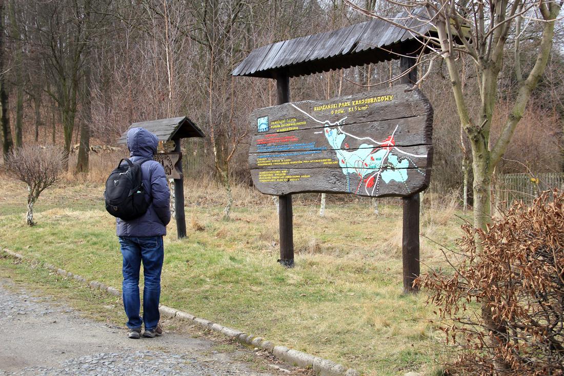 В гостях у гномов (Вроцлав, замок Ксенж, февраль 2020)